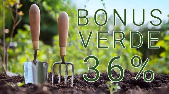 Bonus verde 2018: detrazioni fiscale su giardini, terrazzi e impianti di irrigazione