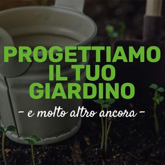 Progettiamo il tuo giardino