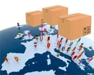 Spedizioni in Europa